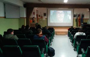 Sala de Audiovisuales IES Vega de Mijas